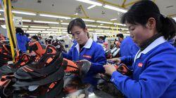 北朝鮮・開城工業団地の労働者がチョコパイを拒否する理由とは(画像集)