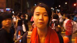「香港を助けて!」デモ参加者の女性、YouTubeで訴える【動画】