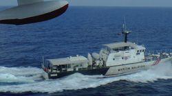マレーシア沖で97人を乗せた船が沈没