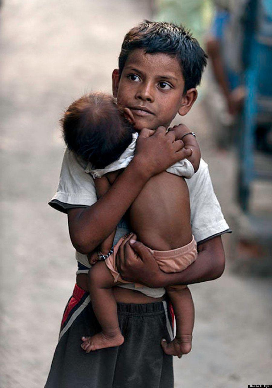 1日1ドルで生活する、極貧層の人たちのリアル(画像集)