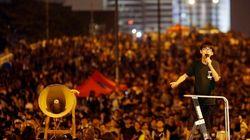 香港デモめぐり米中が応酬 中国外相「国内の問題」米国務長官「表現の自由」