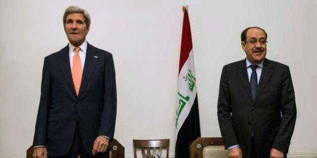 イラク支援「強力かつ持続的」