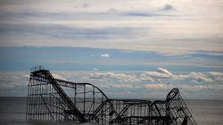 海面上昇:「米国の1700都市が水没へ」