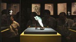 「國立」削除問題の「故宮博物院」展が無事開幕