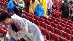 「日本は最高!」ゴミ拾いするサポーターを世界が称賛【ワールドカップ】