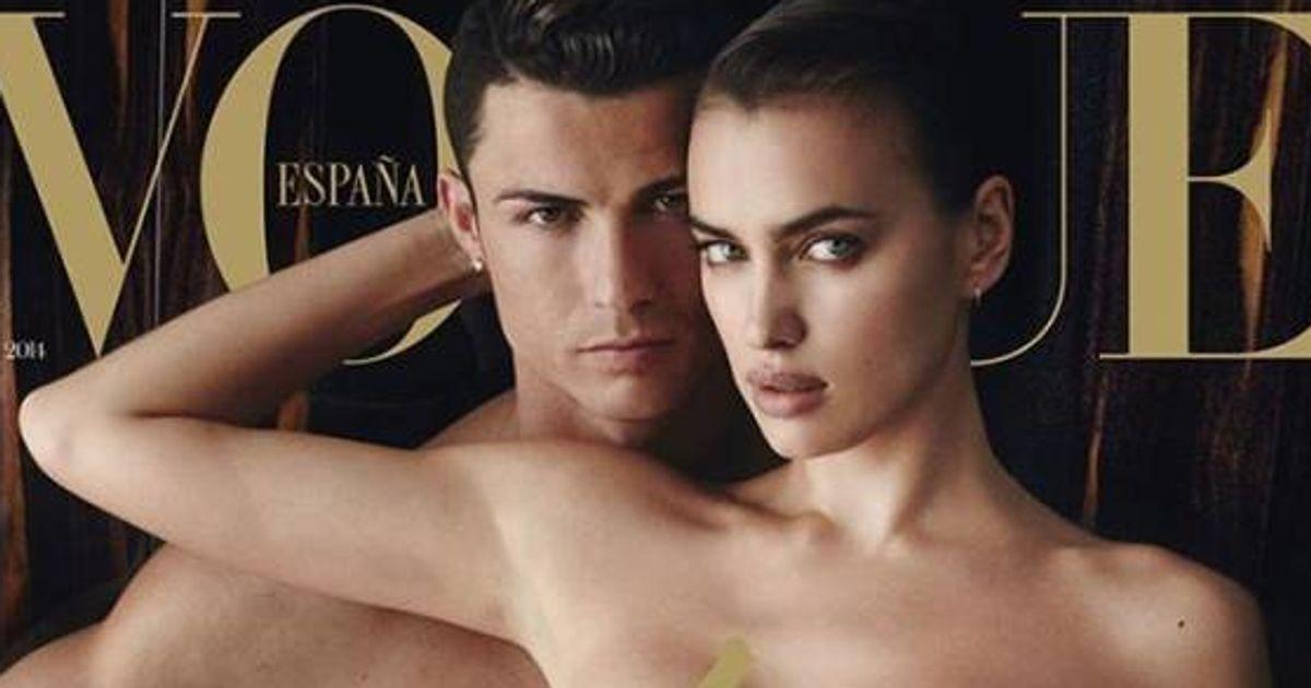 クリスティアーノ ロナウド 鍛え抜かれた裸体を Vogue で披露 画像 ハフポスト