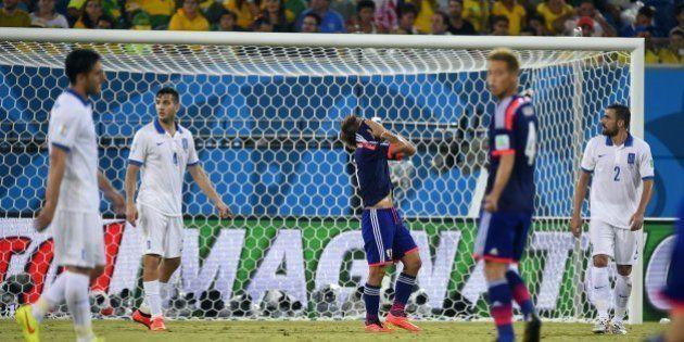ワールドカップ日本代表、専門家はギリシャ戦をどう見たか