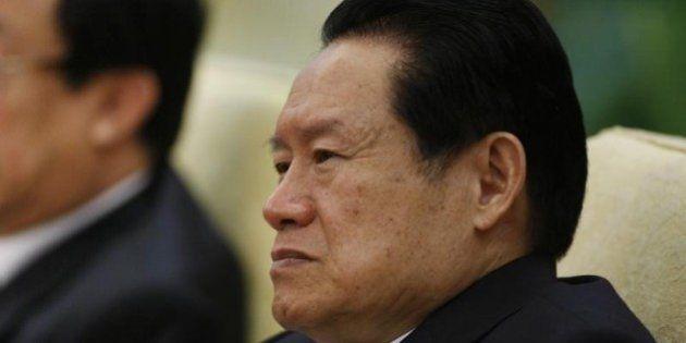 周永康氏に終身刑 中国共産党の元幹部に非公開裁判で