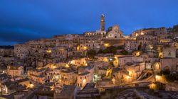 【世界遺産】南イタリアのマテーラ、幻想的な