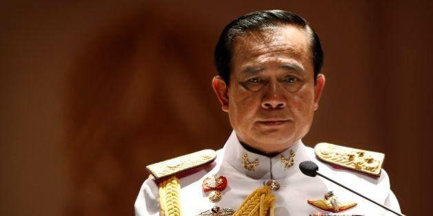 タイ、暫定政府樹立は「8月まで...