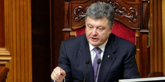 ウクライナが停戦発表