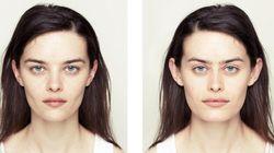 「右半分の顔」と「左半分の顔」は全然違う