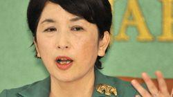 福島みずほ 元社民党党首がバーの一日ママに