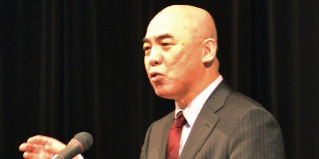 百田尚樹氏「日教組は日本のがん」 従軍慰安婦も否定