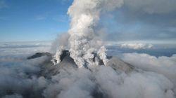 御嶽山だけじゃない 噴火警戒レベルが高い8つの火山【画像集】