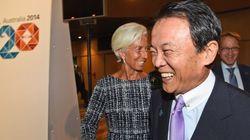 「日本経済は緩やかな回復基調」