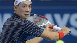錦織圭、自己最高の7位 男子テニス世界ランキング