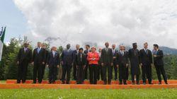G7、温室ガス40〜70%減で一致 2050年目標、サミット閉幕