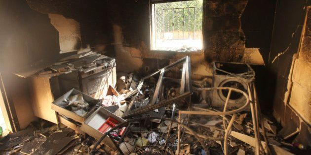 アメリカ、在リビア領事館襲撃の容疑者を拘束 特殊部隊が作戦