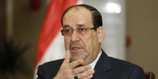 イラクのマリキ首相、挙国一致の体制構築呼びかけ スンニ派代表者らと共に