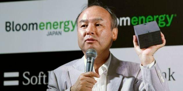 ソフトバンク、本社で燃料電池発電 企業・官公庁へ売り込み