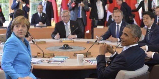G7サミット、対ロシア制裁継続を確認 地球温暖化対策は?