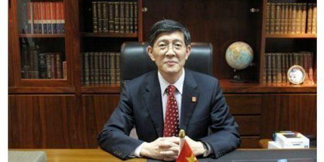 中国の馬継生・駐アイスランド大使夫妻、「日本へのスパイ」容疑で逮捕か