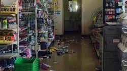 【地震】関東地方で最大震度5弱 揺れた現場は......(画像)