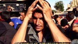 イラク治安部隊員らを処刑か、過激派組織がツイッターに写真公開