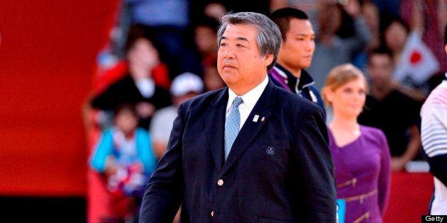 LONDON, ENGLAND - JULY 29: Former World champion, All Japan Judo Fedration president and International...