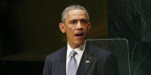 「イスラム国には武力しか通用しない」オバマ大統領、各国に掃討協力呼びかけ