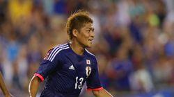サッカー日本代表ザンビア戦、大久保の決勝ゴールで4−3で競り勝つ