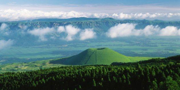 阿蘇を「世界ジオパーク」に認定 日本では7件目【画像集】