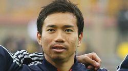 ワールドカップ日本代表・長友佑都