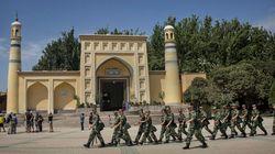 中国・ウイグル自治区で同時爆発 2人死亡、複数の負傷者