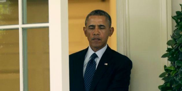 オバマ大統領がイラクでの軍事攻撃の可能性に言及