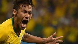 ワールドカップ開幕 ブラジルはネイマール、オスカルのゴールでクロアチア下す【画像】