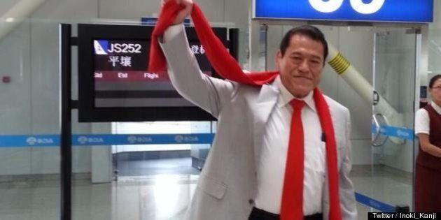 アントニオ猪木さんの北朝鮮訪問は、何が問題なのか