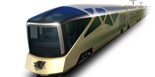 豪華寝台列車、JR東日本もデザイン発表