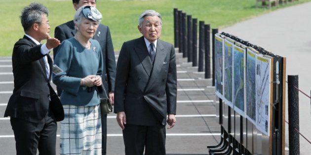 パラオご訪問を検討 天皇、皇后両陛下 戦後70年で戦没者慰霊へ