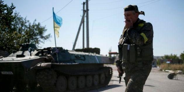 ウクライナ東部の停戦合意後も一部で戦闘、死傷者も