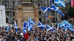 スコットランド世論調査、独立支持が48%に上昇