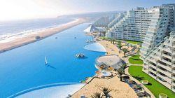 世界最大級スイミングプールがすごい(写真)