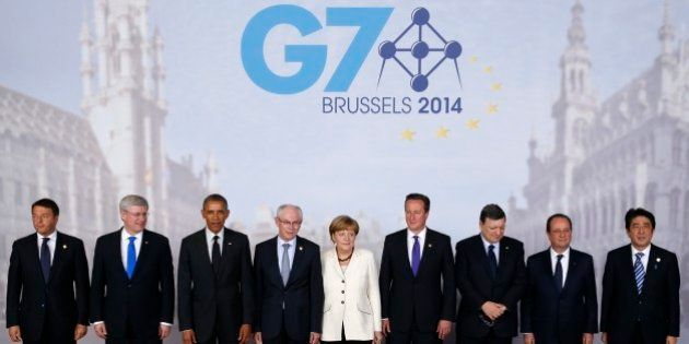 G7首脳会議はロシア批判展開し閉幕、制裁には温度差