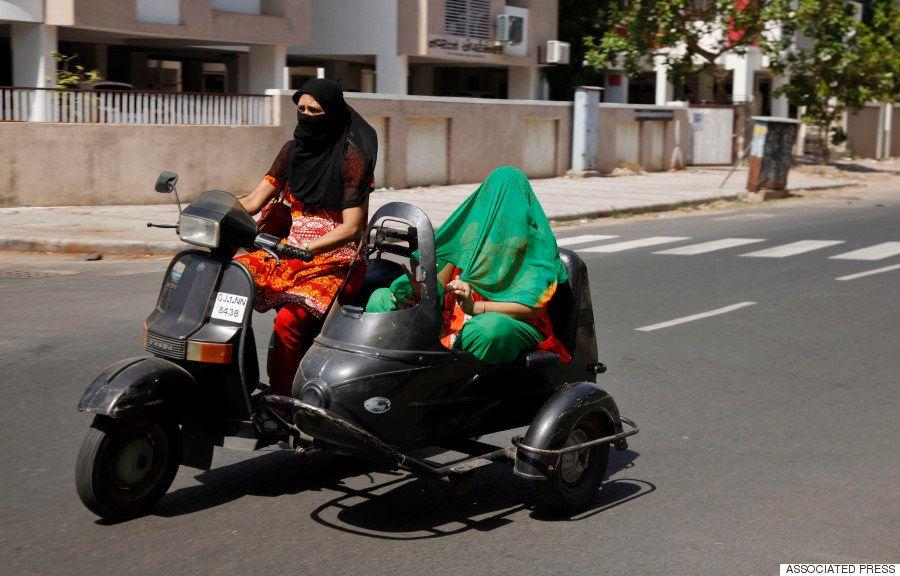 インド各地で熱波、500人以上死亡 首都デリーは43.5度