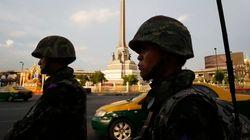 タイ軍事政権、タクシン派の一掃進める