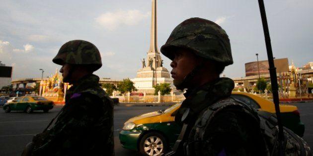 タイ軍事政権、タクシン派の一掃進める 警察や地方から【クーデター】