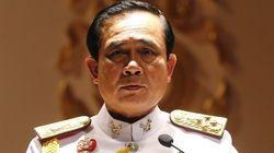 タイ国王、軍の実権掌握を承認