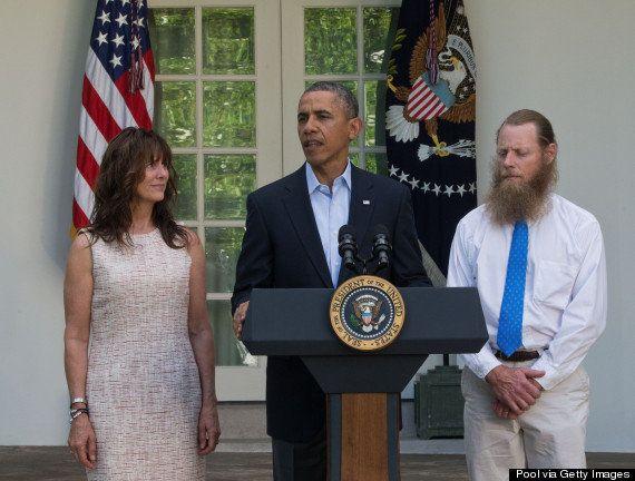タリバンに拘束されたアメリカ兵、5年ぶりに解放
