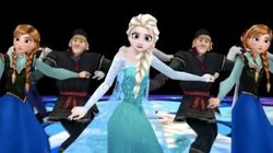「アナと雪の女王」のヒロインが踊るスリラーがかっこ良すぎる【動画】